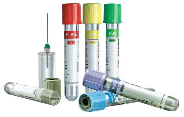 Методика взятия крови на анализы