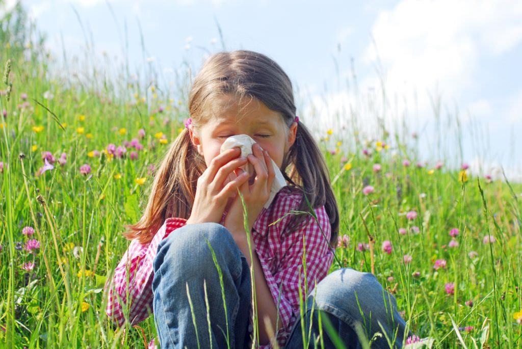 Дети страдают от аллергического кашля не реже взрослых