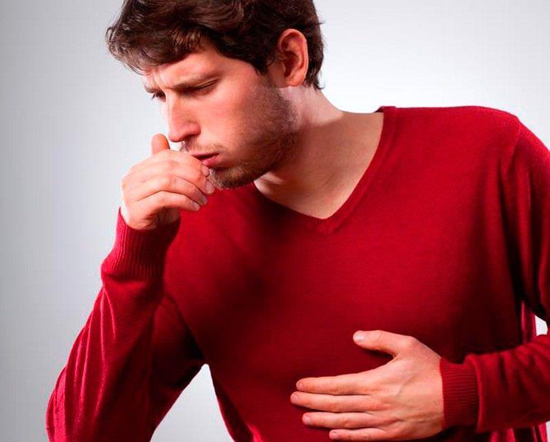 Аллергический кашель - симптом, требующий немедленной коррекции