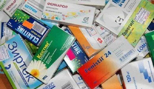 Антигистаминные препараты – первая помощь при аллергии