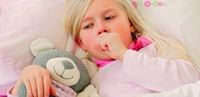 Детский кашель требует особой терапевтической тактики
