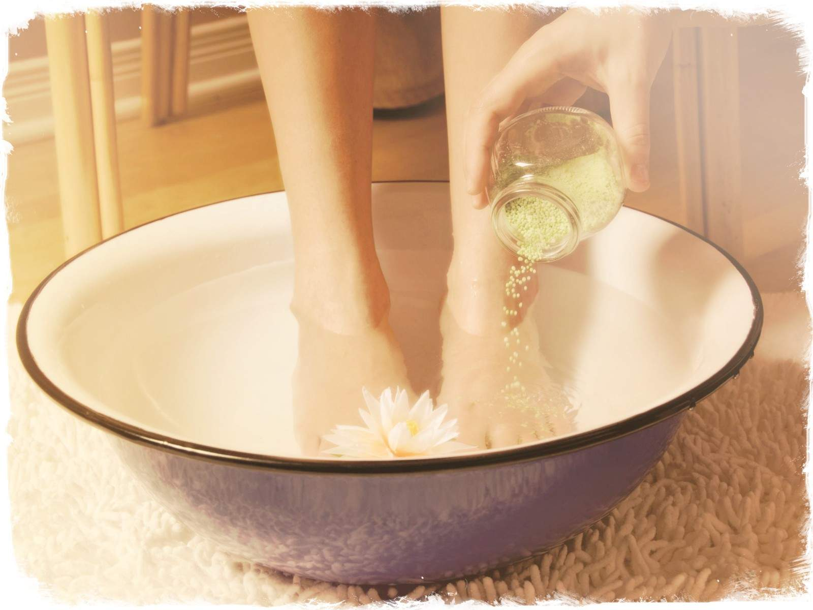 Ножные ванночки для беременных