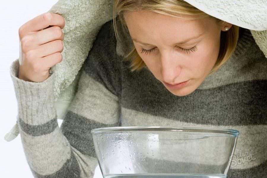 Ингаляции при сухом кашле: лечимся по правилам