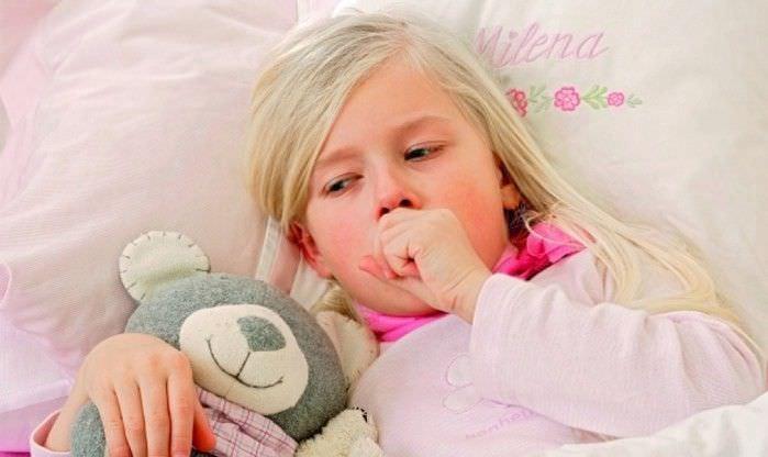 Кашель у ребенка является, преимущественно, симптомом инфекционных и вирусных заболеваний.