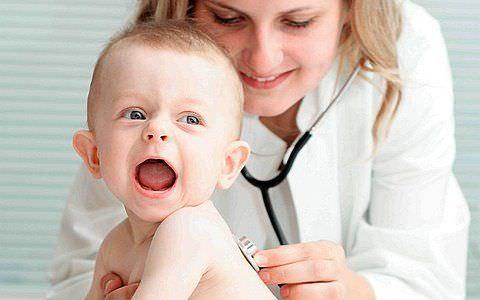 Контроль состояния ребенка, проходящего лечение
