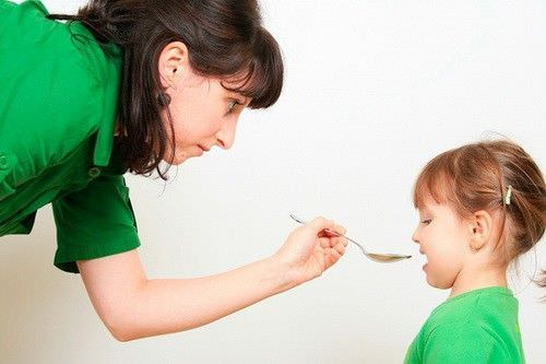 Лечение ребенка в домашних условиях