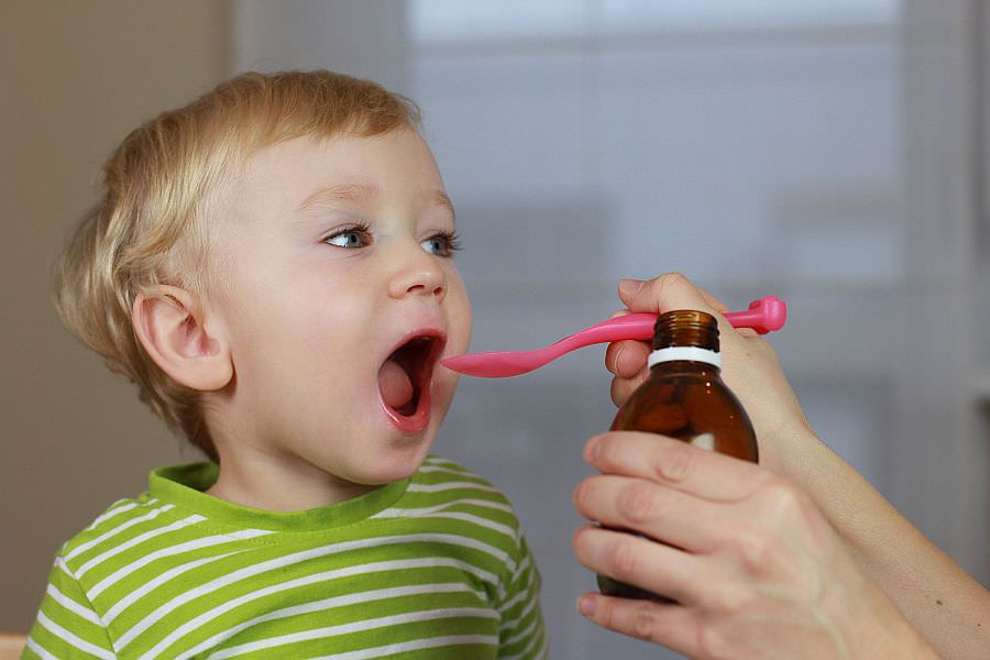 Лечения кашля у детей