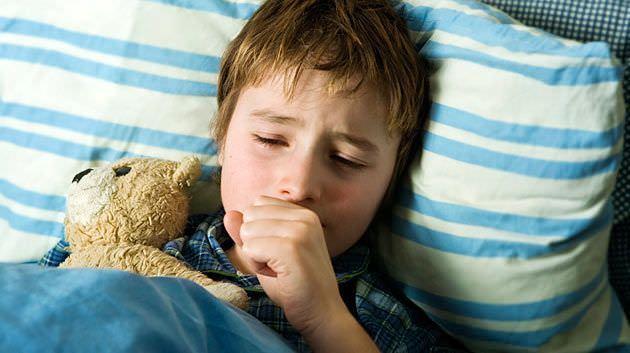 Наиболее частая причина кашля - аллергия
