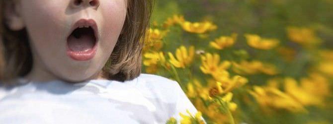Отличный вариант профилактической меры при аллергии - регулярные и продолжительные прогулки.