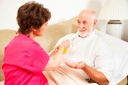 Постельный режим - первый этап лечения болезни