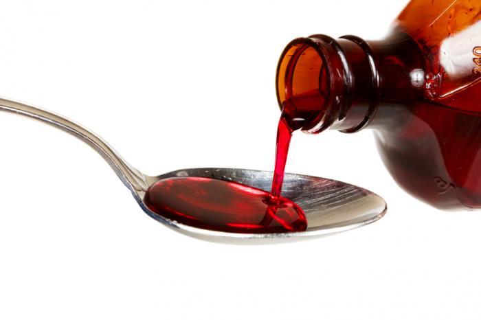 Сироп против кашля поможет горлу и снизит количество приступов