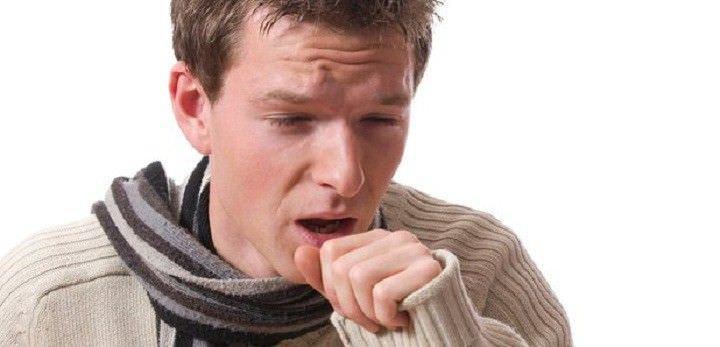 Сухой кашель у больного с хроническим бронхитом