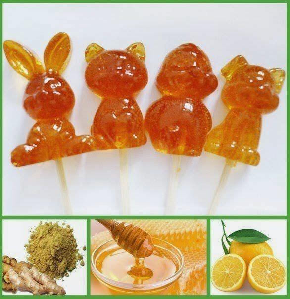 В сахарную пасту можно добавить мед или лимон.