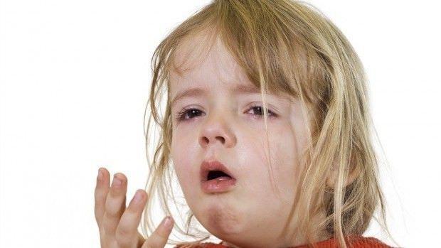 Что делать – у ребенка кашель до рвоты