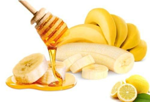 Банан с медом – одна из самых вкусных и полезных комбинаций
