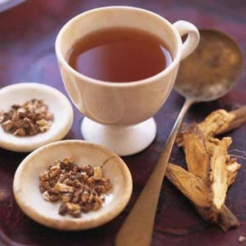 Чаи из солодки не только вкусны, но и полезны!