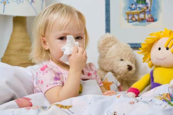 Часто кашель у малышей провоцирует аденоидит.