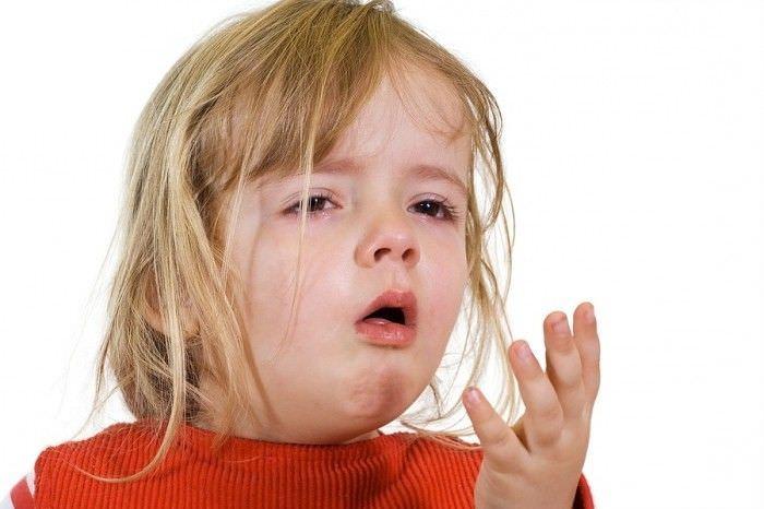 Дети устают от изнуряющего кашля