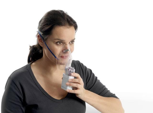 Фото и видео в этой статье расскажет, как делать ингаляции при сухом кашле небулайзером
