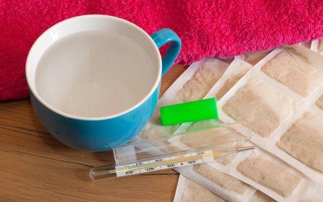 Горчичники – самый простой и эффективный способ избавления от кашля
