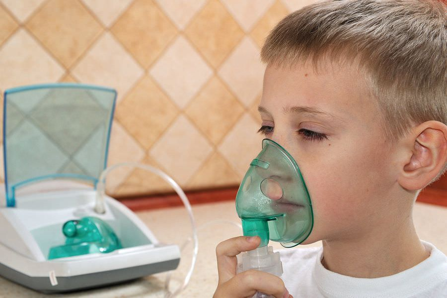 Ингаляции небулайзером – эффективный способ устранения приступов сухого кашля