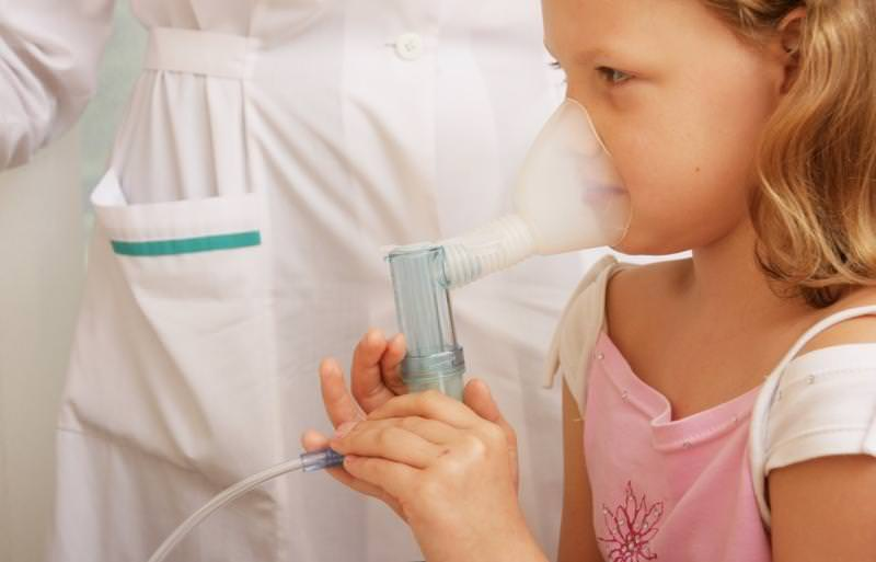 Ингаляции при непродуктивном кашле у детей