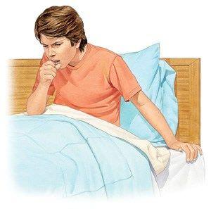 Иногда кашель ночью – повод задуматься об увлажнении воздуха в помещении.