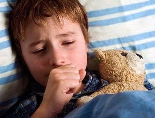Как бороться с кашлем до рвоты у ребенка