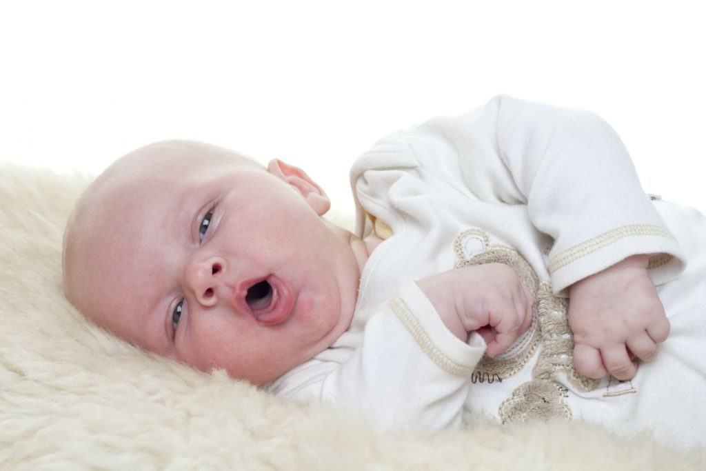 Кашель - лечим новорожденного