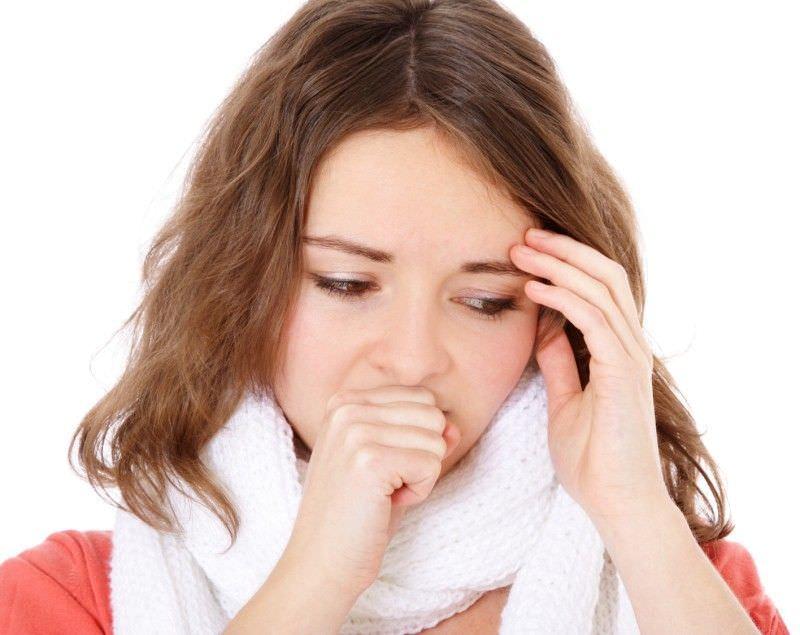 Кашель – признак заболевания дыхательной системы