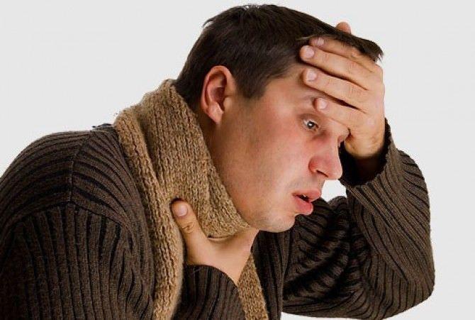 Кашель и температура требуют своевременно начатого лечения