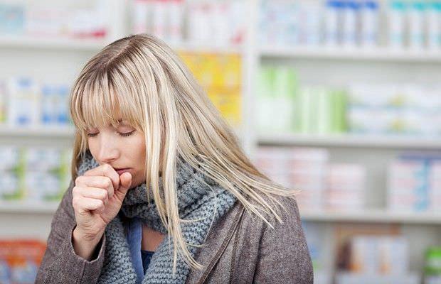 Кашель при заболеваниях желудка не редкость