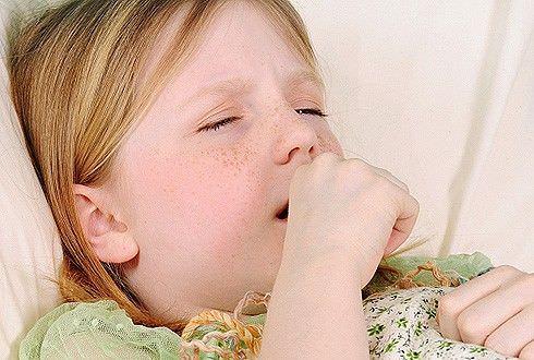 Кашель у ребенка – беспокойство у родителей!