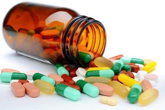 Лечение аллергического кашля медикаментами