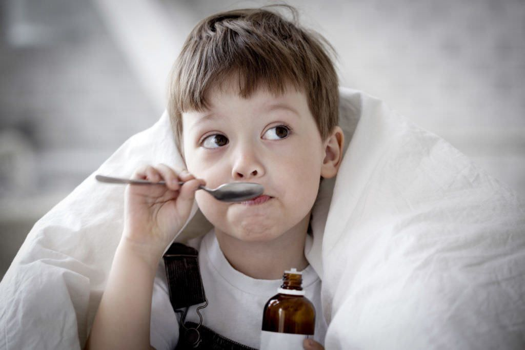 Лечение кашля с мокротой у ребенка