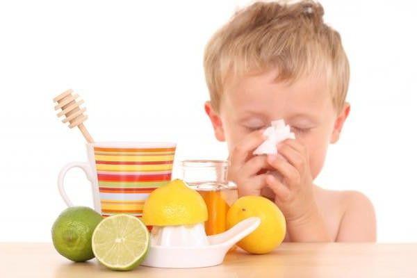 Лечение кашля у детей 2 лет народными средствами