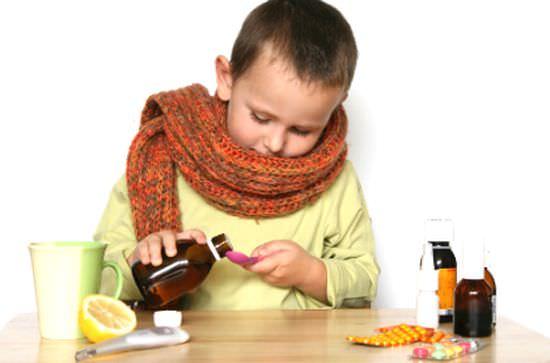 Лечение ребенка с затяжным кашлем