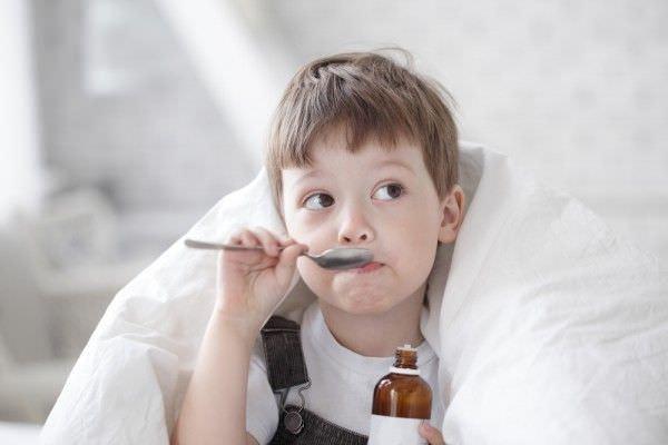 Лечения кашля у двухлетнего ребенка