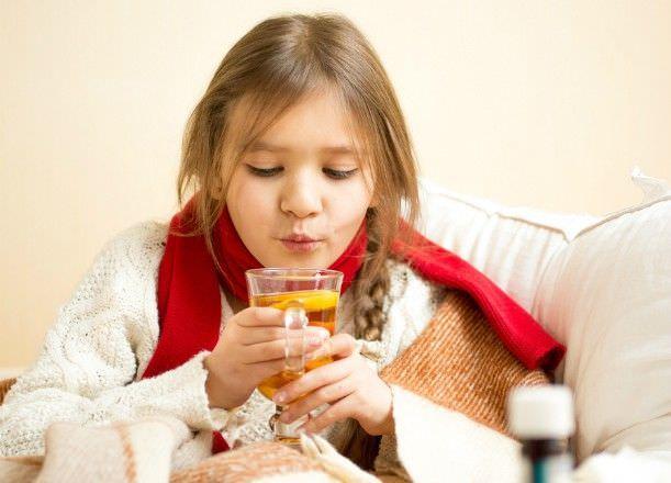 Лечим детей народными средствами