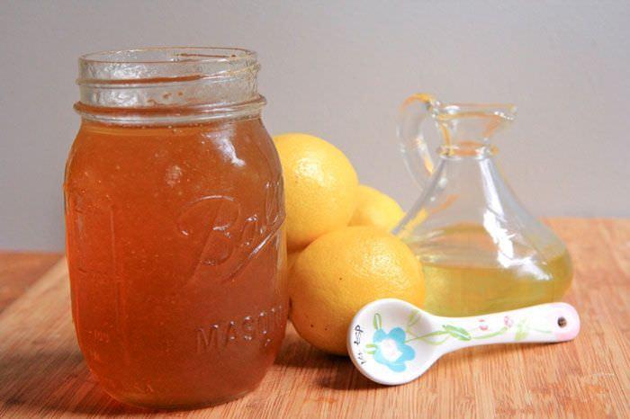 Лимон и мед способствуют укреплению иммунной системы организма