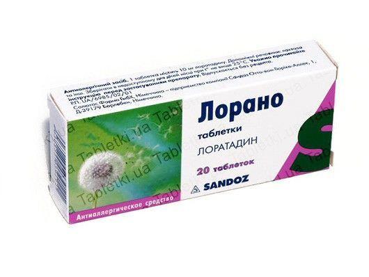 Лоратадин - популярный и эффективный препарат от симптомов аллергии, в том числе – кашля.