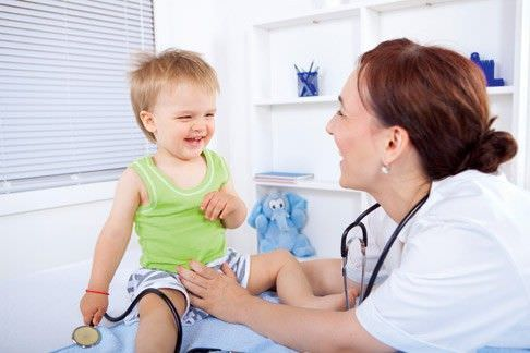 Наблюдение ребенка при затяжном кашле