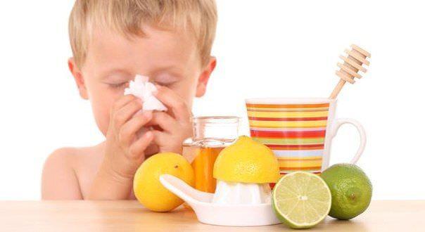 Народное лечение кашля у ребенка