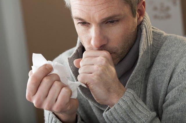 Не проходит кашель после болезни