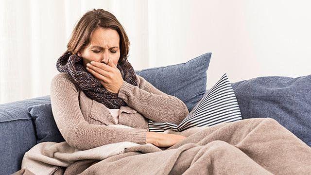 Не проходит кашель у взрослого