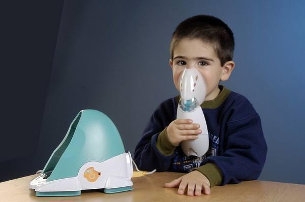 Небулайзер против кашля.