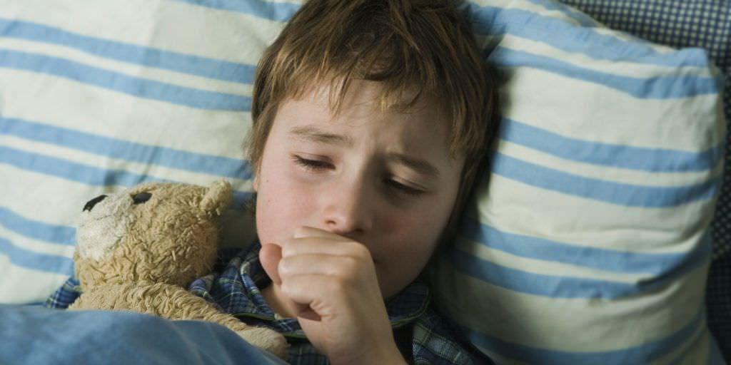 Ночной кашель у детей – общий симптом большинства болезней!