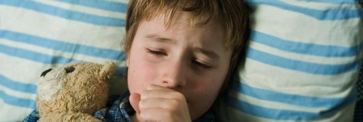 Ночной кашель у ребенка – причина нарушений сна