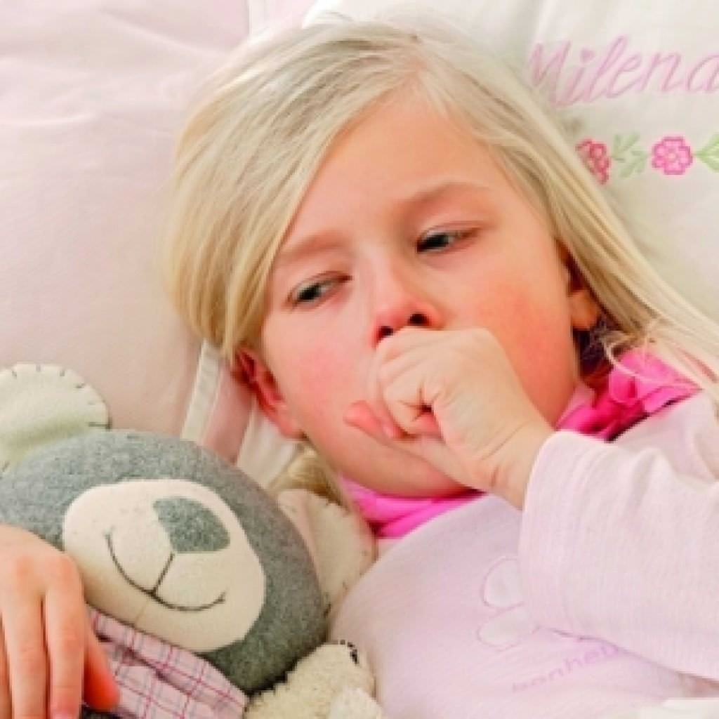 Опытные мамы с легкостью определяют характер кашля у ребенка