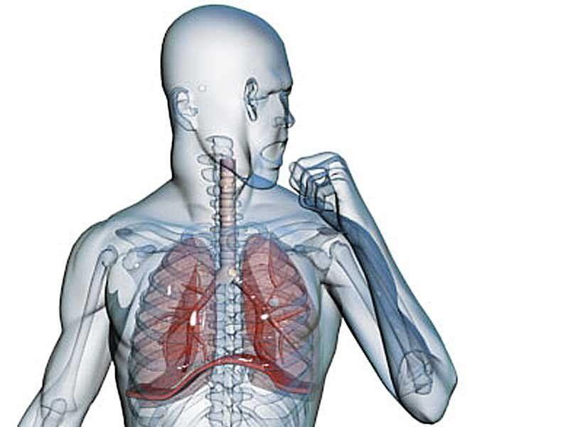 Острый бронхит и воспаление дыхательных путей